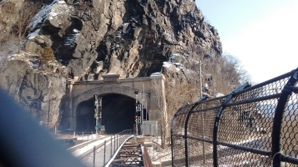 Harpers Ferry Train Tunnel