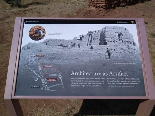 Pecos Artifact