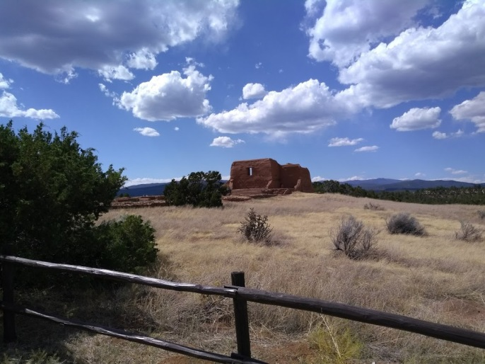 Pecos Hillside