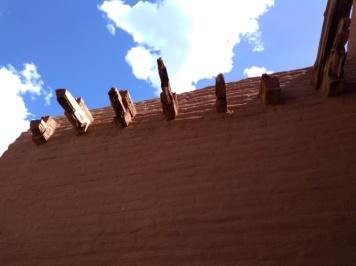 Pecos Wall sky